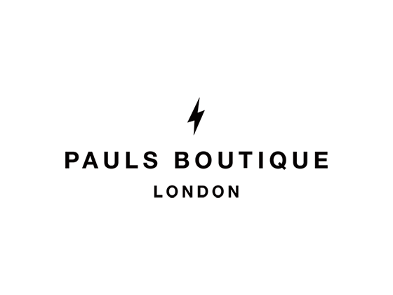 Pauls Boutique Voucher Code