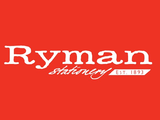 Ryman Discount Code