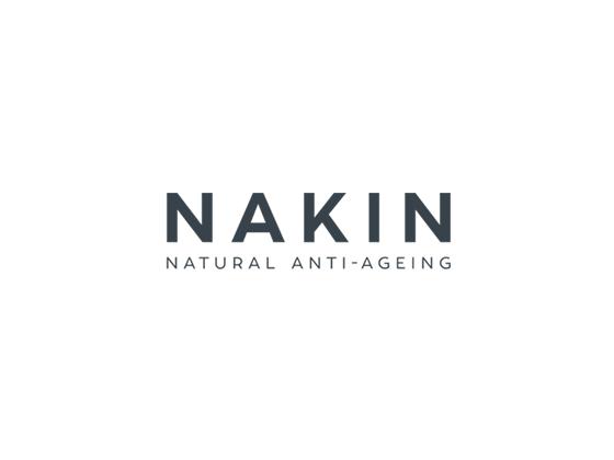 Nakin Skincare Discount Code