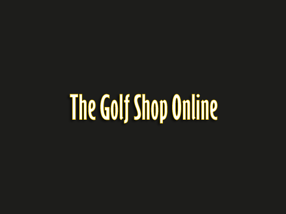 The Golf Shop Discount Code