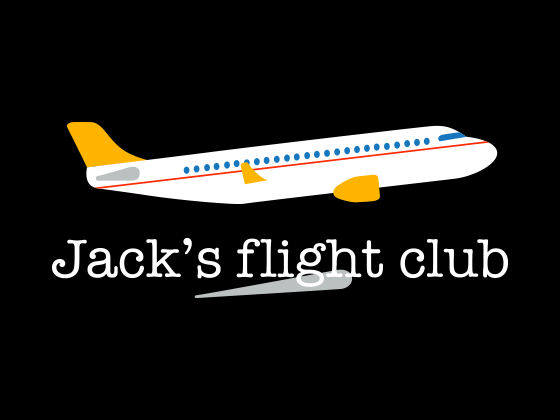 Jack's Flight Club Voucher Code