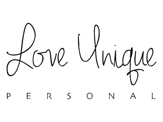 Love Unique Personal Voucher Code