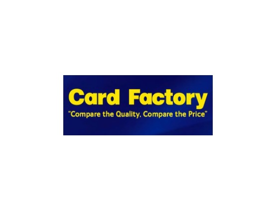 Card Factory Discount Code