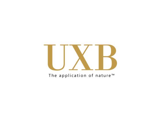 UXB Skincare Discount Code