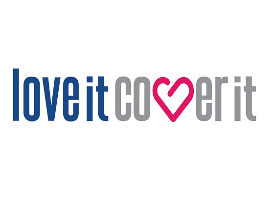 loveit coverit Voucher Code