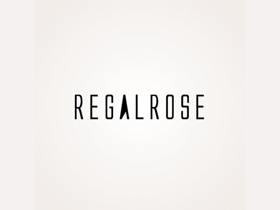 Regalrose Discount Code